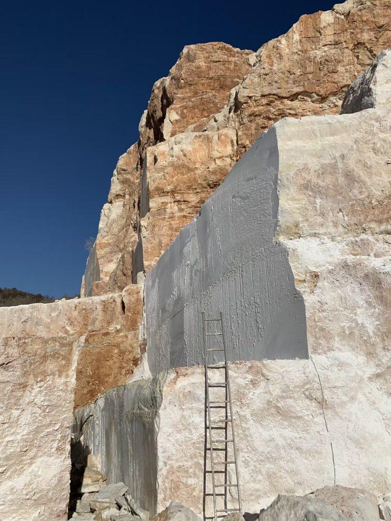 Agglomarmo Capri cava