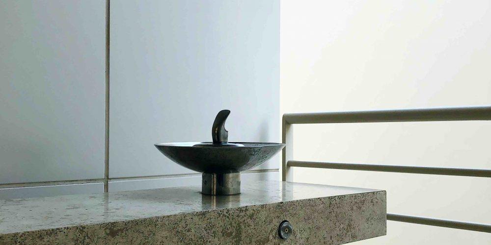 rubinetto marmo biege